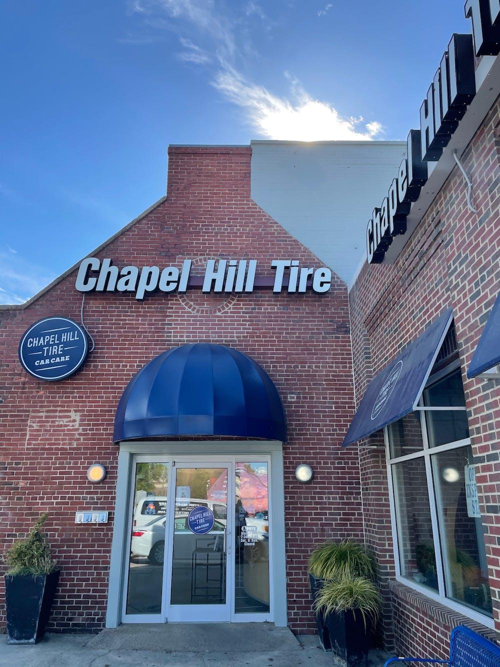 <p><em>Photo Courtesy of Chapel Hill Tire</em></p>