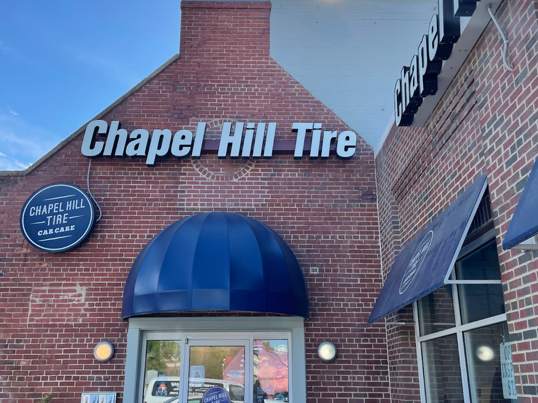 Photo Courtesy of Chapel Hill Tire