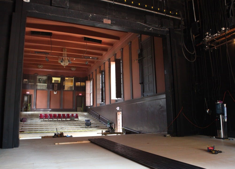 Playmakers Theatre to reopen