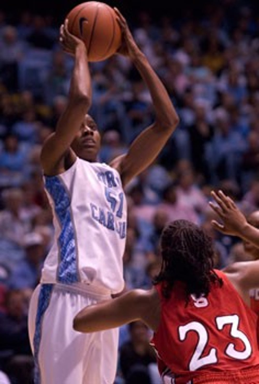 Former UNC women's basketball player Jessica Breland opts out of WNBA bubble