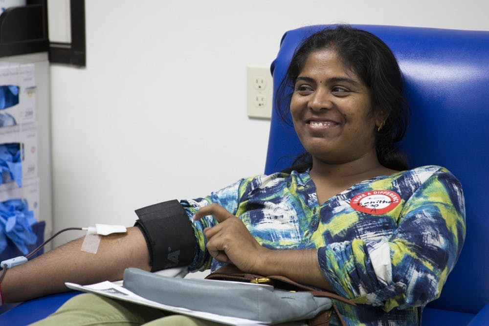 American Red Cross asks for help during winter blood shortage