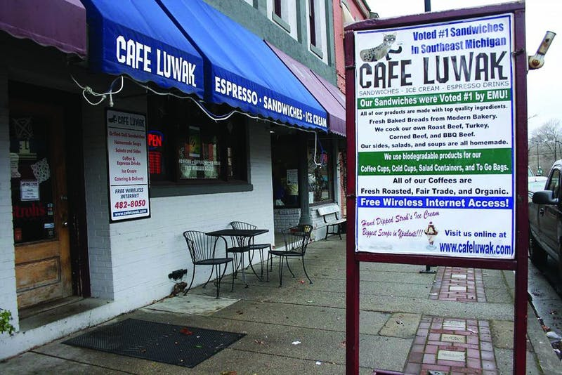 Cafe Luwak will stay open for another year while owner Jim Karnopp looks for a business partner to run the cafe.