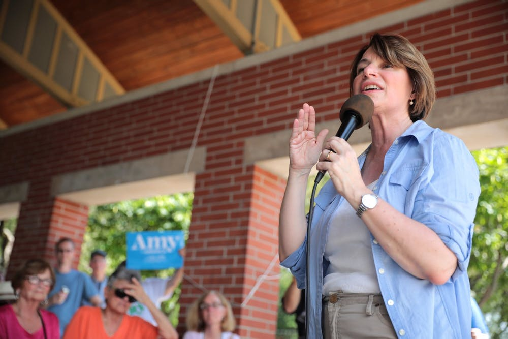 Opinion: There is still a market for Amy Klobuchar's candidacy