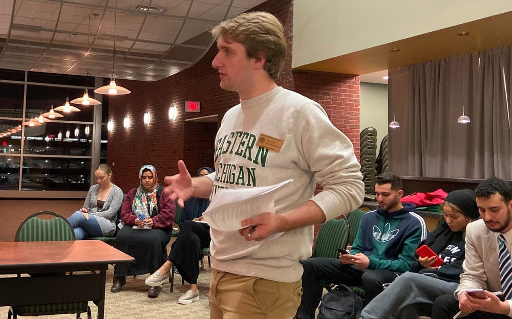 Senate passes resolution to match student donations to the Student Emergency Fund
