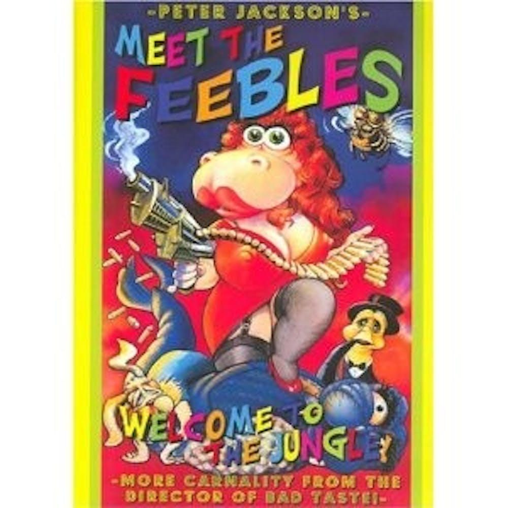 Grindhouse Review: 'Meet the Feebles'
