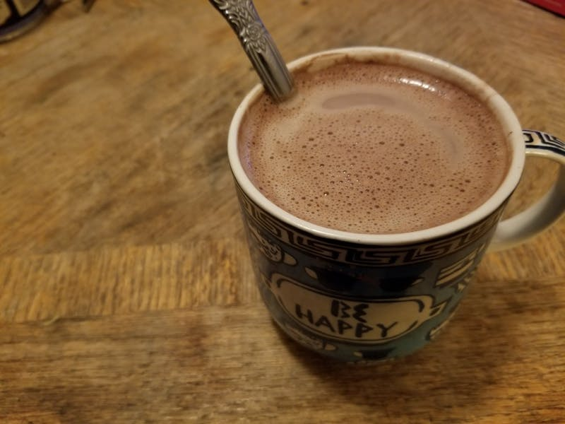 Hot Chocolate: The Final Product