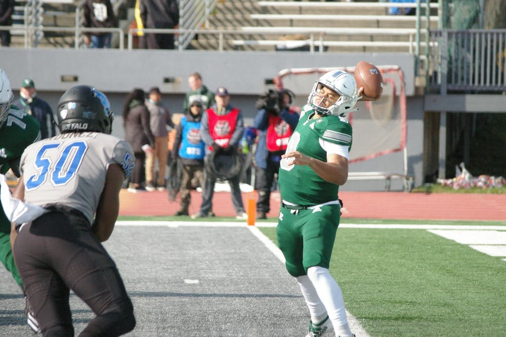 Week 13 Preview: Eastern Michigan looks to clinch bowl eligibility at Northern Illinois