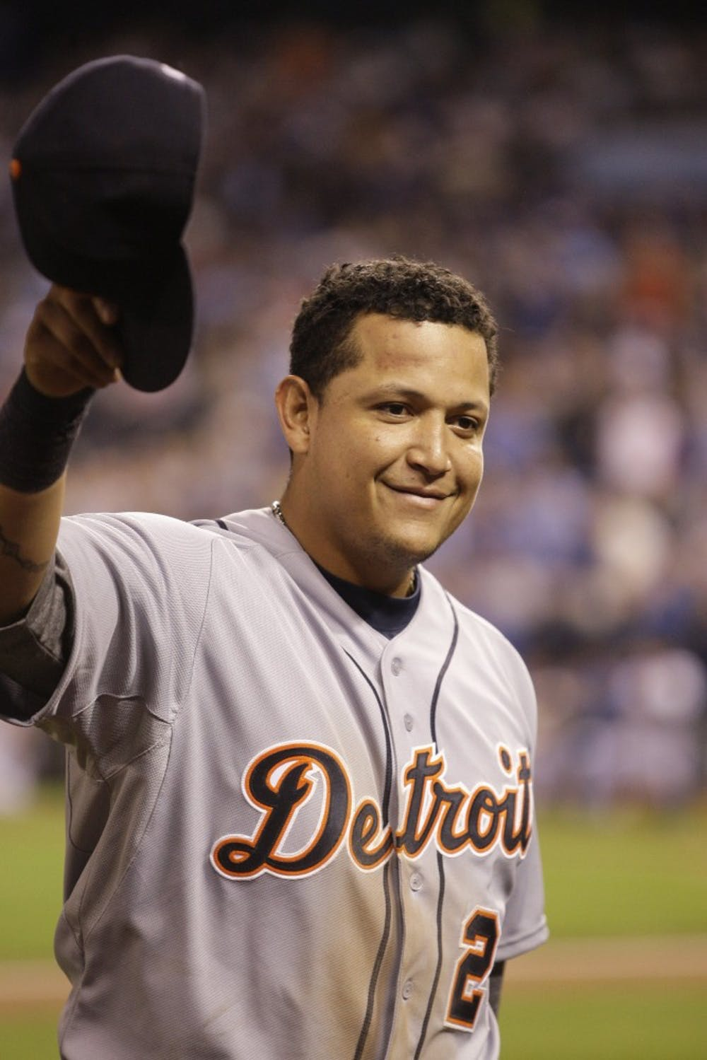Cabrera 1st to win award in 45 years