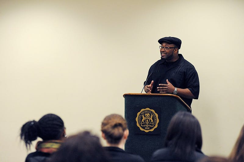 Detroiter Khalid el-Hakim, above, founded and curates the museum.