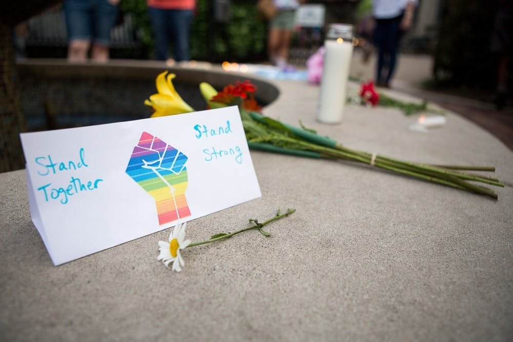 Orlando shooting leads to support in Ypsilanti
