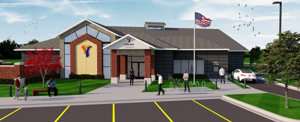 Ypsilanti District Library to kick off public campaign to benefit construction of new superior library