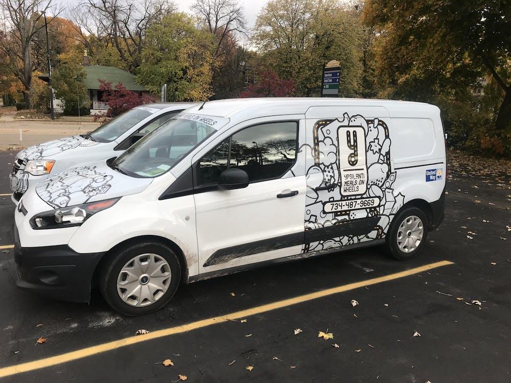 Local non-profit organization, Ypsilanti Meals on Wheels, building broken into; safe stolen
