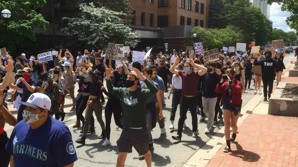 Opinion: George Floyd protests need to continue until real changes are made