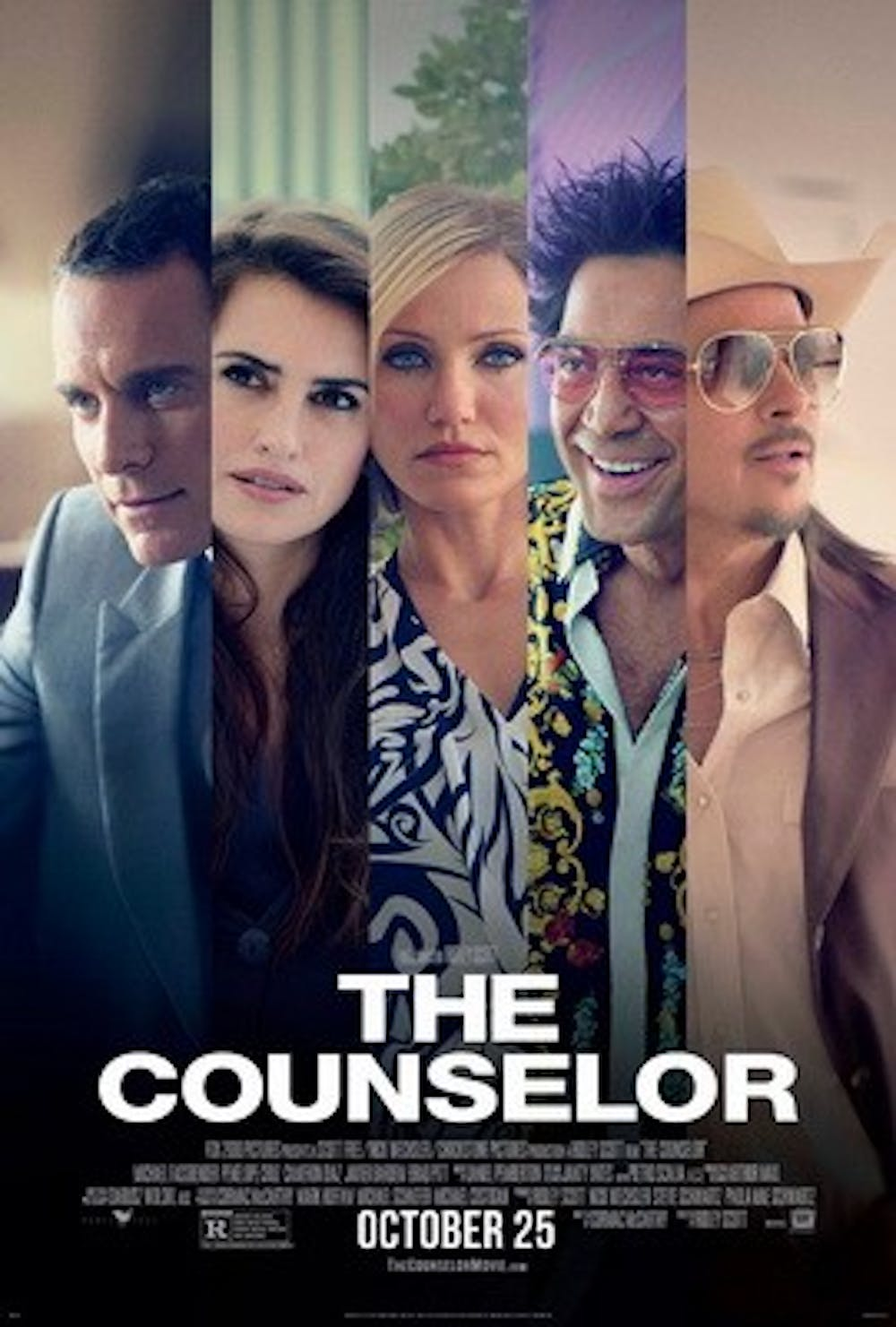 The renegade style of 'The Counselor' shines