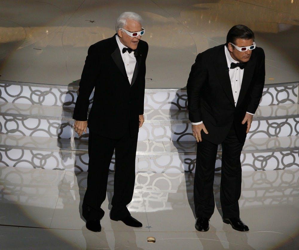 'Hurt Locker' takes top awards during so-so Oscars