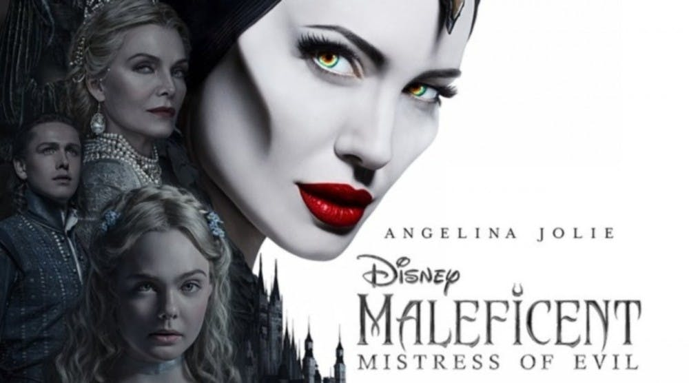 Maleficent: Mistress of Evil is just as hauntingly beautiful as the first