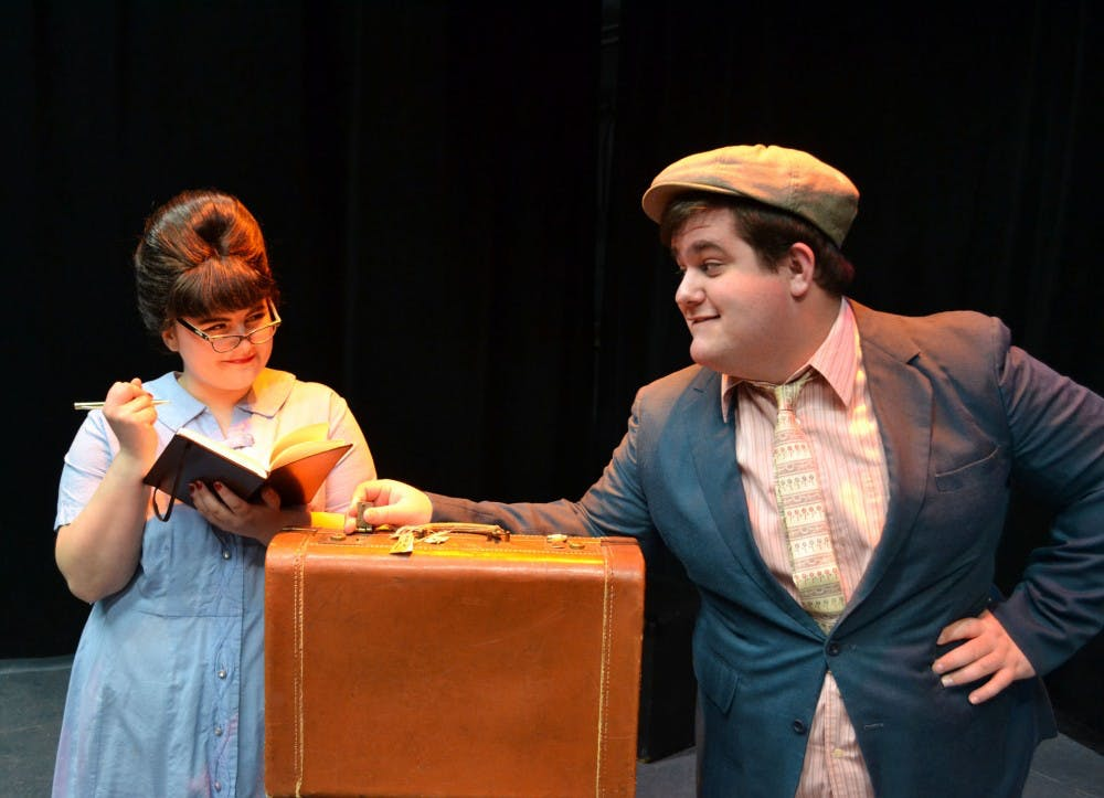 EMU Theater presents One Man, Two Govnors