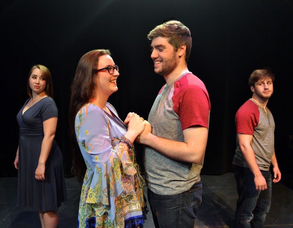 EMU Theatre presents 'The Last Five Years'