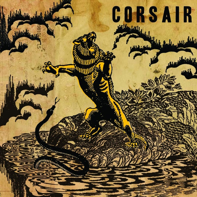 Virginia-based Corsair's newest album is better than expected, and serves as a powerful heavy metal album.