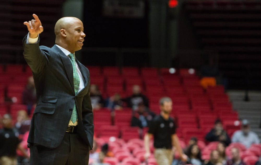 Eagles miss multiple opportunities against NIU