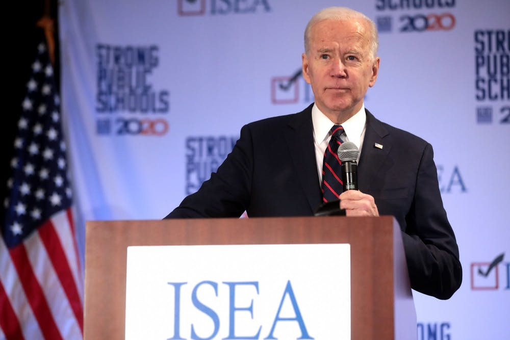 Opinion: Yes, even leftists should vote for Biden