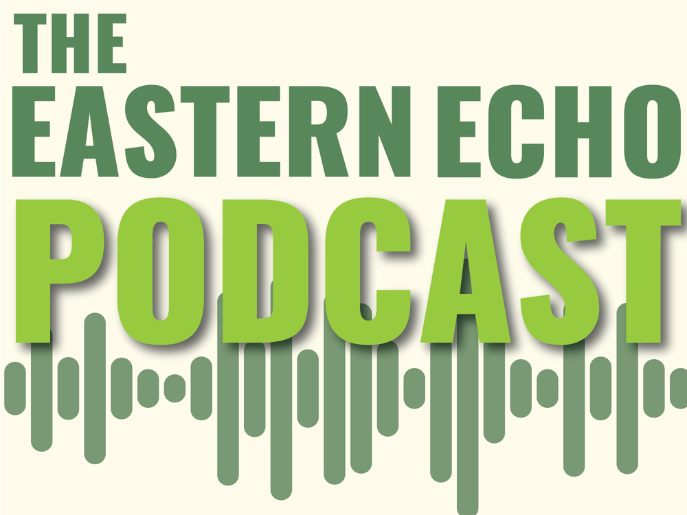 The Eastern Echo Podcast Logo Fall 2019