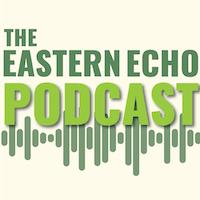 The Eastern Echo Podcast Logo Fall 2019