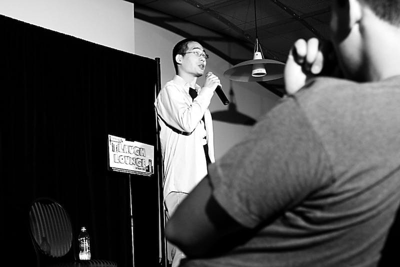 Comedians ride line between hilarious and obscene at EMU Laugh Lounge, a series that began for the year Thursday.