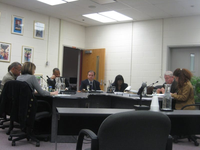 The Ypsi Board of Education met Monday to discuss if it will close two schools.