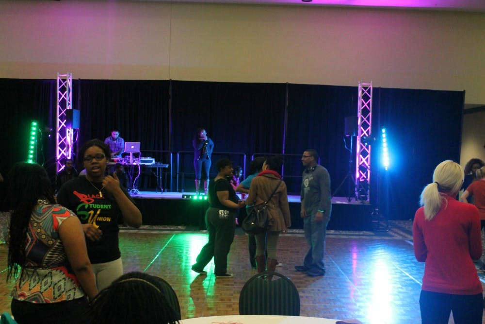 Hustle Your Heart Out gives EMU community a groovy workout