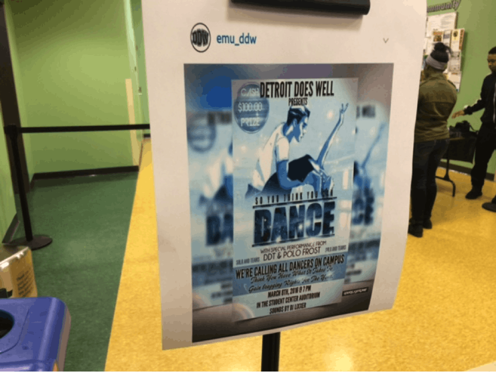 Detroit Does Well hosts 'So You Think You Can Dance?' competition