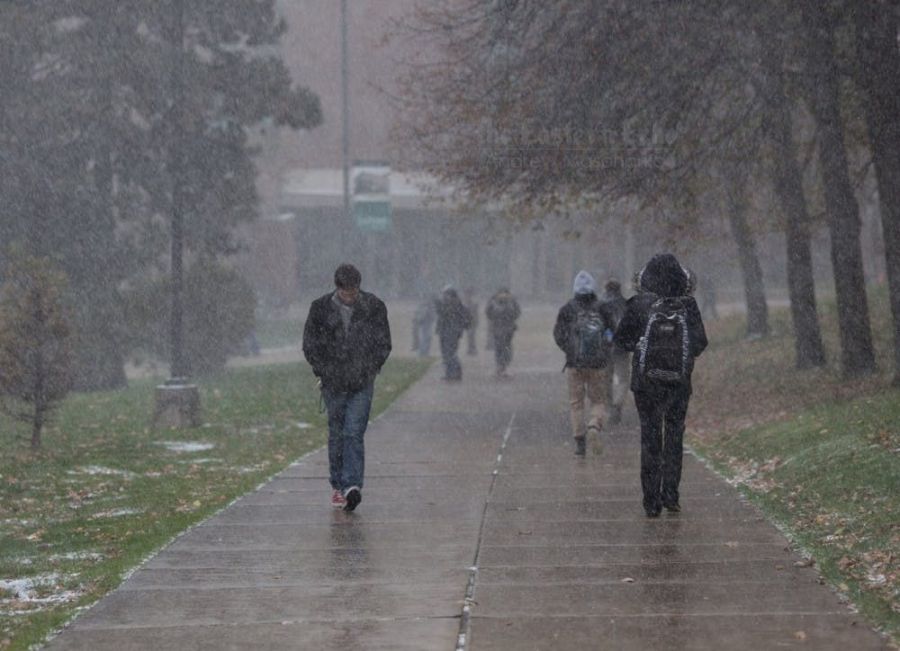 Countering the chill clinging to campus