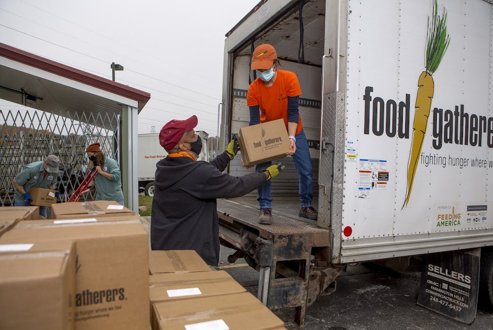 Ann Arbor organization cancels event, launches fundraiser to address local food insecurity
