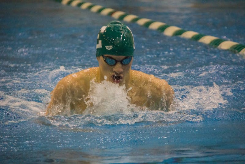 EMU Men's Swimming v Northwestern