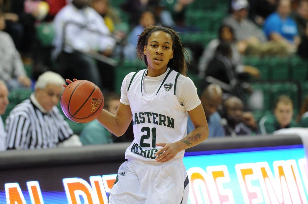 Miranda Tate dismissed from women's basketball team