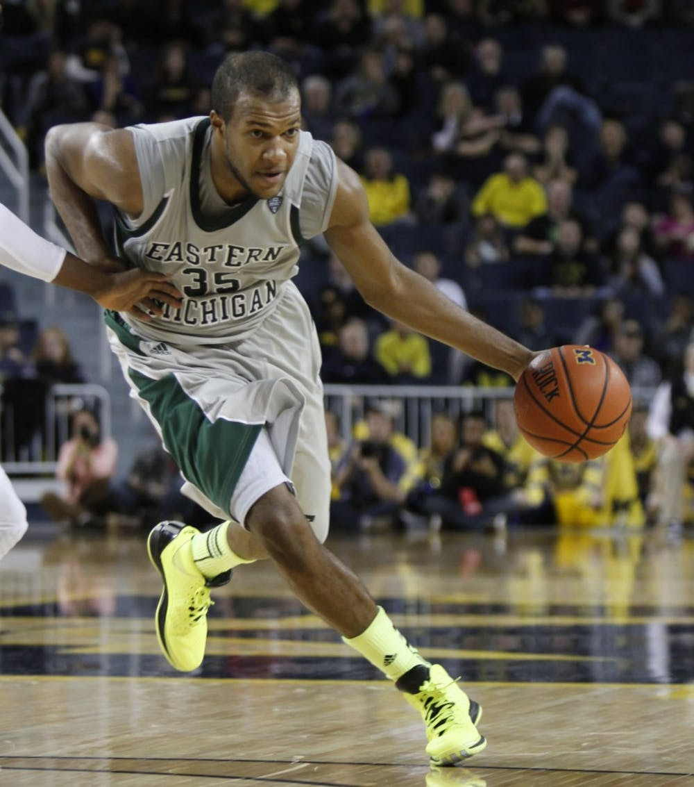 Eagles fall to Wolverines 93-54 at Crisler