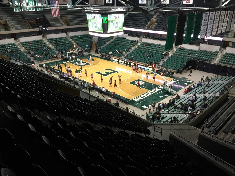 Empty Seats: The Athletic Department's Battle to Fill The Convo For Basketball Games