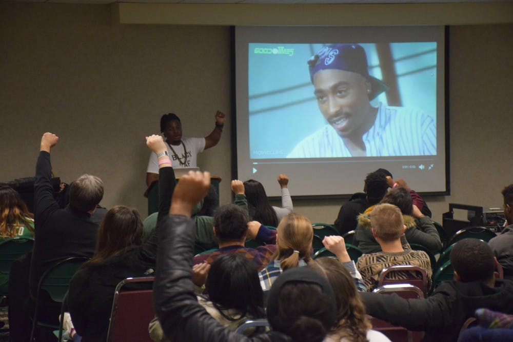 EMU community discusses Black Lives Matter during teach-in