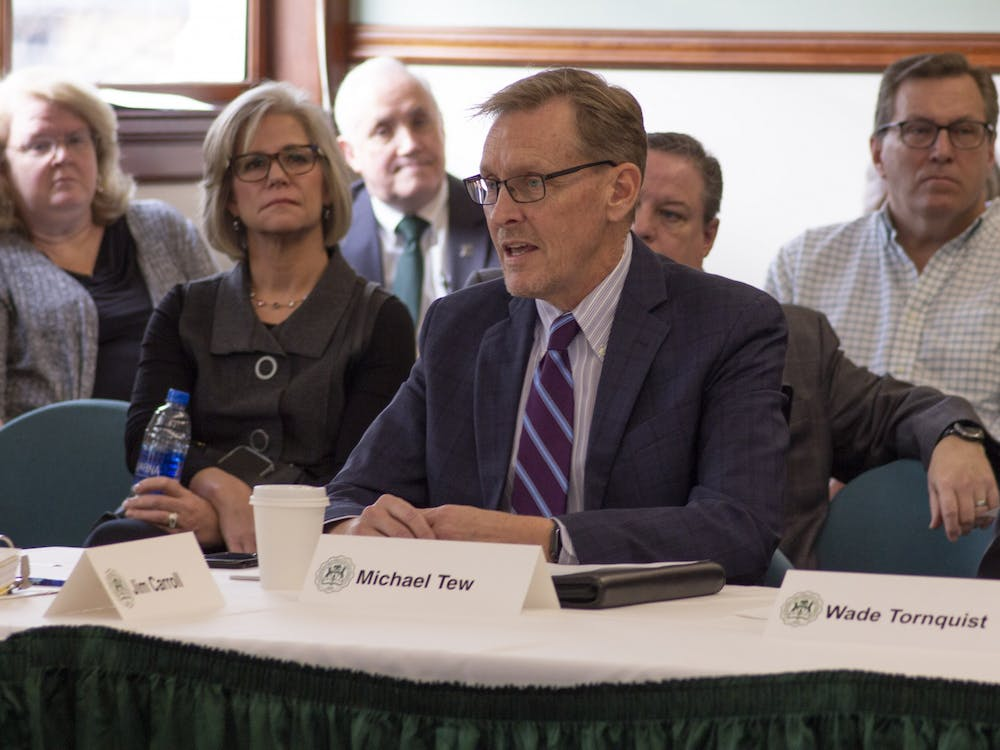 Michael Tew, Interim Director of Undergraduate Studies, talks about the vision for mentorship at EMU, including second to third year transaction, alumni career mentorship and online programs.
