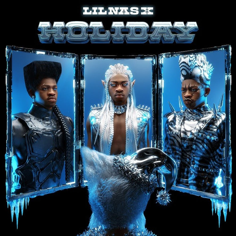 """Review: Lil Nas X returns with an eccentric video for single """"HOLIDAY"""""""