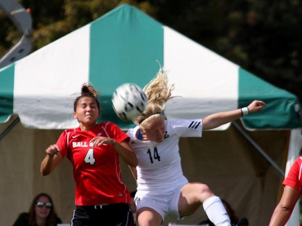 EMU Soccer vs. Ball State