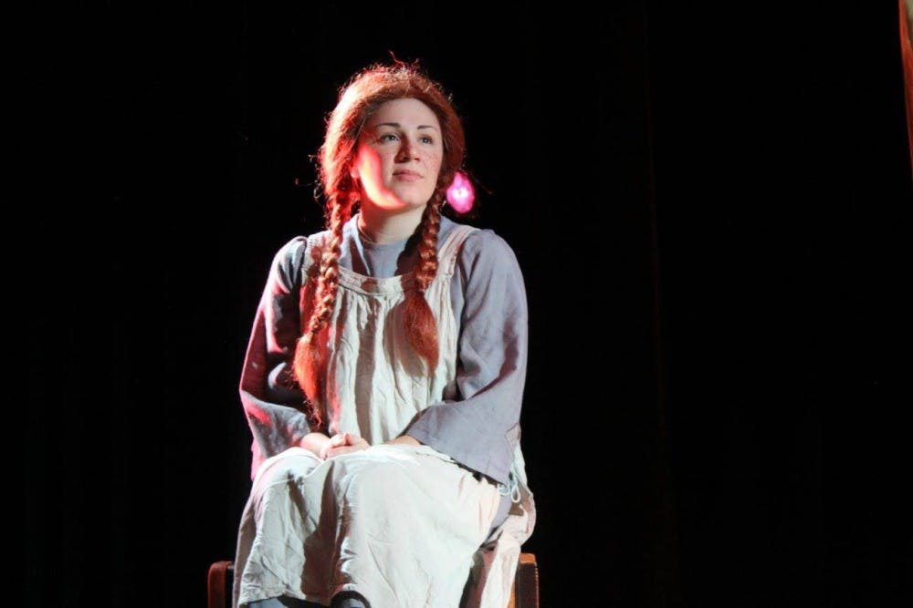 EMU Theatre finishes season with Anne of Green Gables