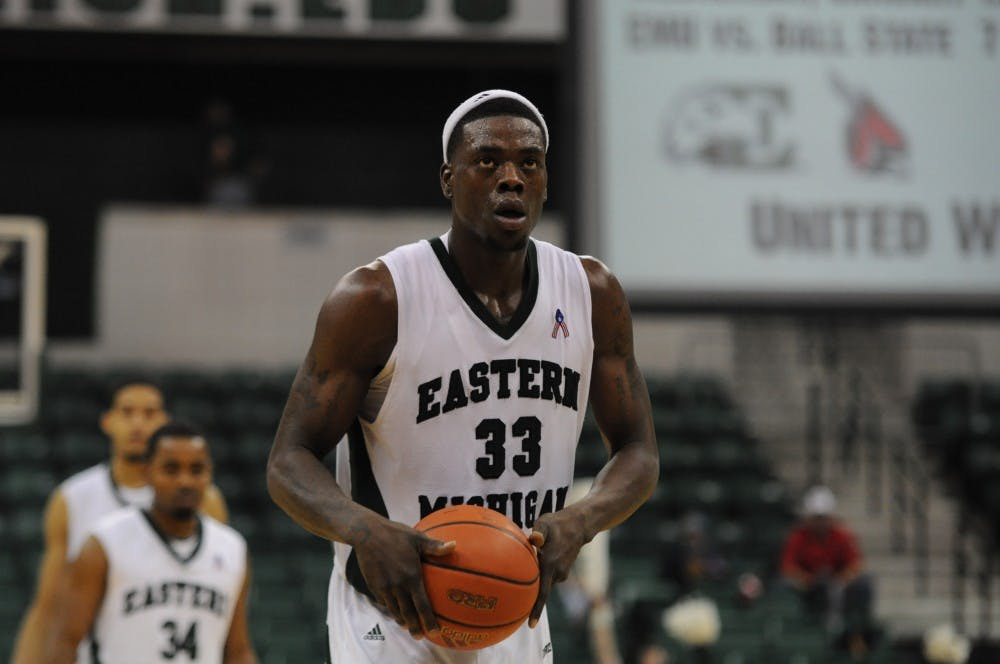 Men fall to Akron in first round of MAC