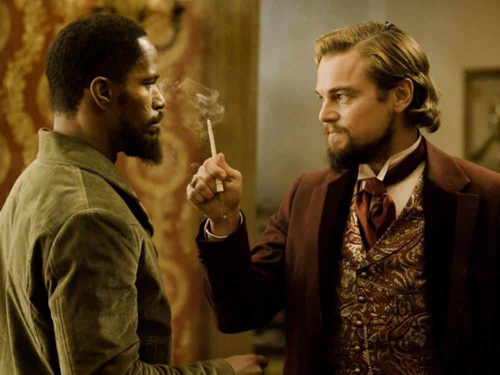 'Django Unchained' gets four out of four stars for a strong cast and story.