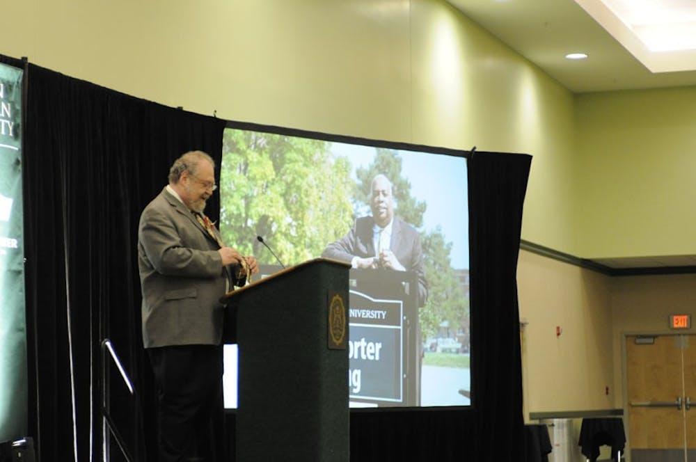 Family, EMU faculty celebrate life of Vernon Polite
