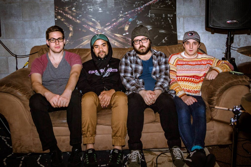 "Ypsi Thrash-punk band Solitary Subversion Soon to Release EP ""Document"""