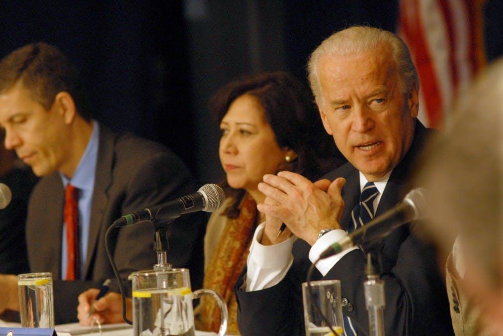 Duncan, Biden talk affordability