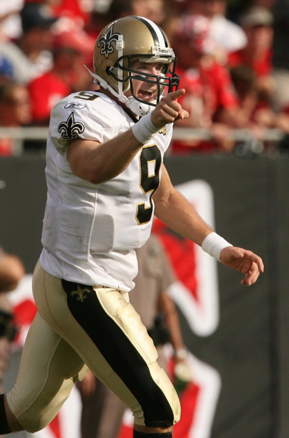 Commentary: A cool Brees set to blow through Miami