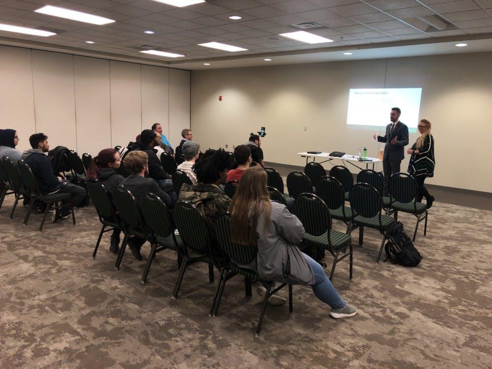 EMU Rec/IM Renovations Begin, Student Government hosts forum