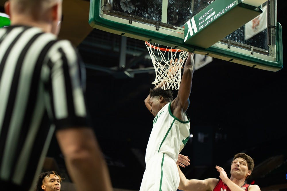 EMU men's basketball prepares for home opener against Siena Heights